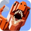 Jurassic Pixel Craft : Block dinosaur world games