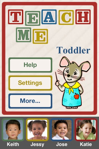 TeachMe: Preschool / Toddler screenshot 1