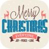 cartes merry christmas 2016
