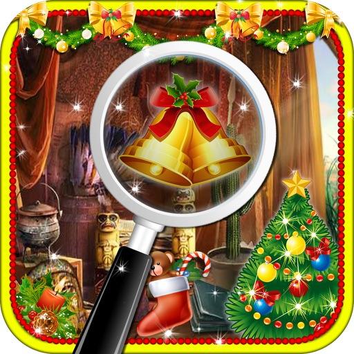 Christmas Room Hidden Object iOS App
