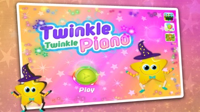 download Twinkle Twinkle Little Stars – Piano Musical Animé pour enfants apps 0
