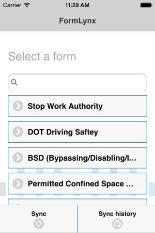 eTracker LIVE screenshot 3