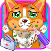 Pet Care Doctor - Surgery for Pet in the hospital by veterinary Doctor Free games for Kids
