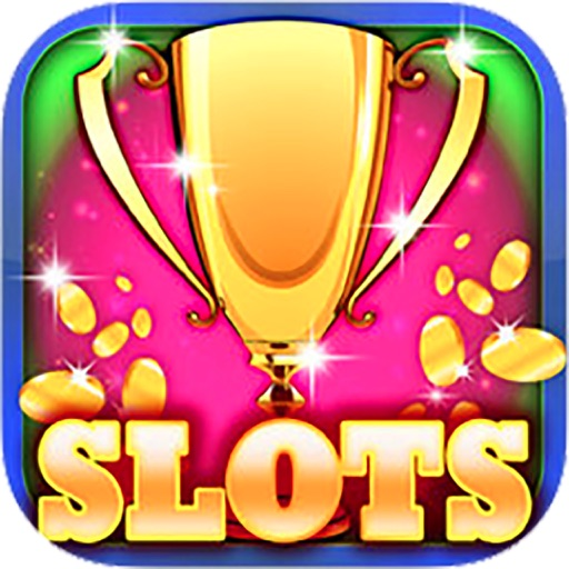 Slots: Casino Golden HD™ iOS App