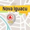 Nova Iguacu 離線地圖導航和指南