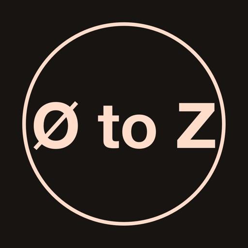 ZERO to Z