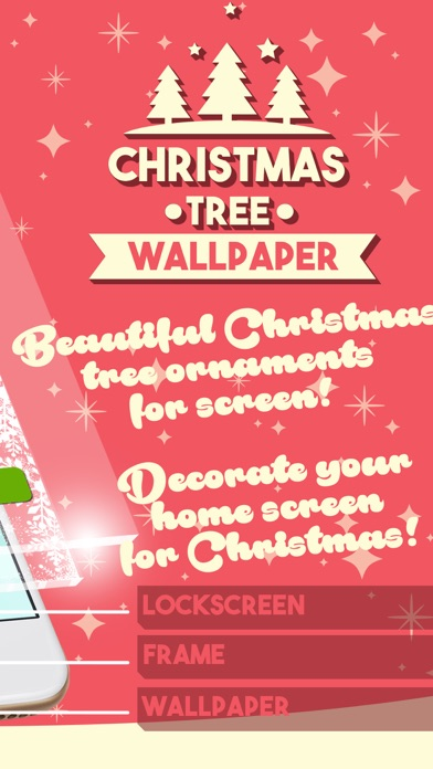 Christmas Tree Wallpaper Xmas Background Themes On The App