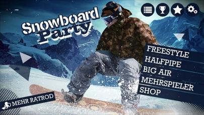 Screenshot von Snowboard Party Pro2