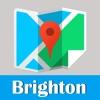 Brighton metro transit trip advisor gps map guide