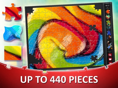 Jigsaw Puzzle Collection HD screenshot 3