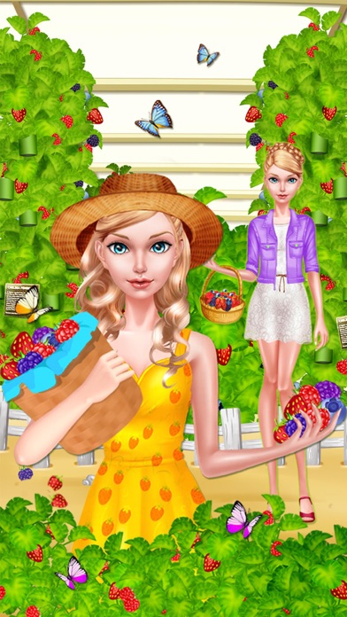 download Berry Picking Farm - Girls Pastry Story apps 1