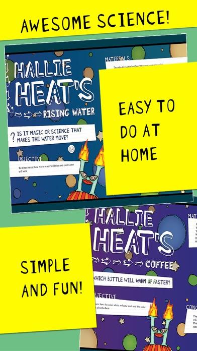 Hallie Heat Screenshots