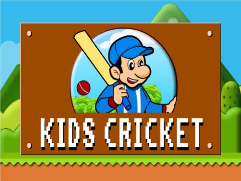 Kids Cricket-ipad-0