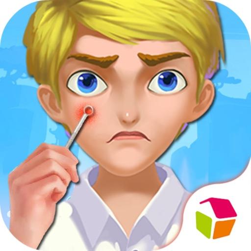 Fashion Boy's Magic Doctor - Surgery Salon Game iOS App