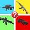 Firearm Gun Quiz - Guess Assault the Rifles Trivia