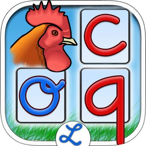 Icone Dictée Montessori - Apprendre le son des lettres