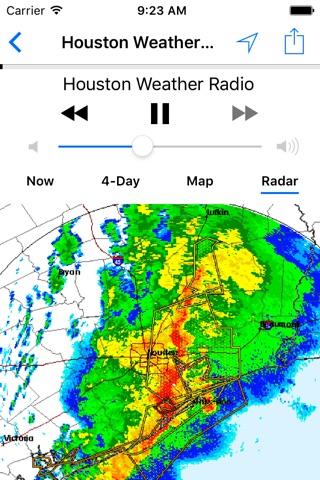 NOAA Weather Radio screenshot 2