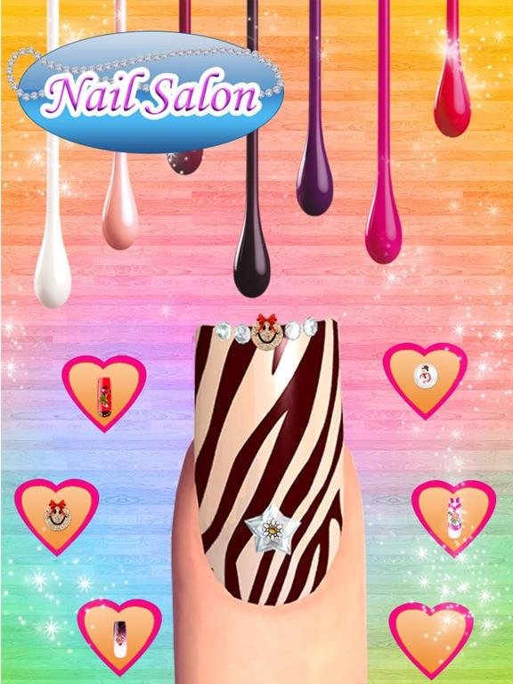 Christmas princess nail salon nail art games on the app store ipad screenshot 2 ipad screenshot 3 ipad screenshot 4 christmas princess nail salon nail art games prinsesfo Gallery