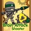 Brain Attack Shooter - brain teasers for kids math brain teasers