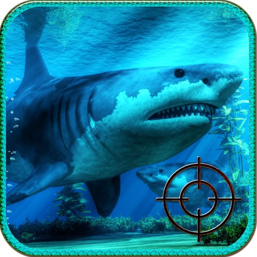 2016 Hungry Shark Attack Spear Hunter iOS App