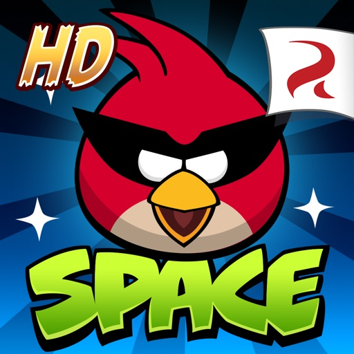 Icone Angry Birds Space HD