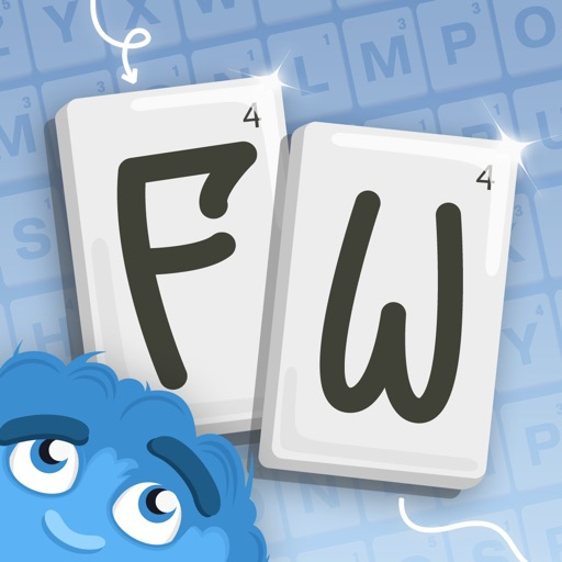 FluffyWords - Play with words, beat friends online