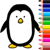 Penguin Coloring Animals for Learning Edition Wiki