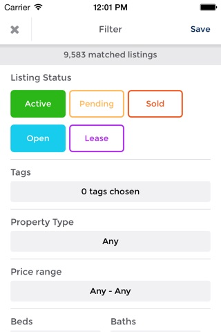 SoCal Property Search screenshot 3