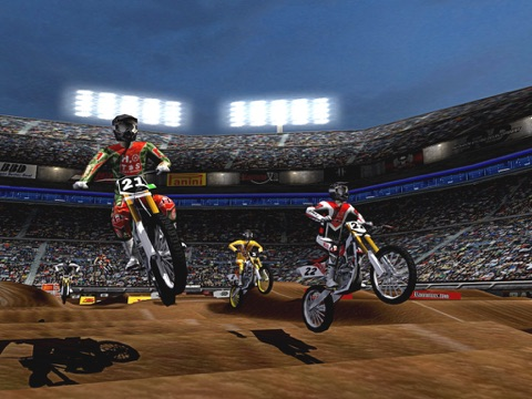 2XL Supercross HD Screenshot