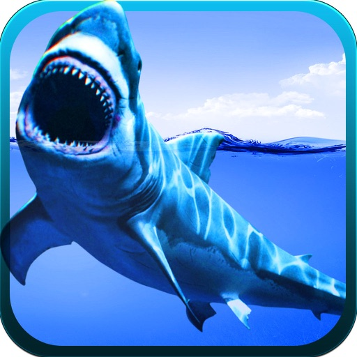 Big Rex Hungry Flying Shark Gunship Hunting Pro iOS App