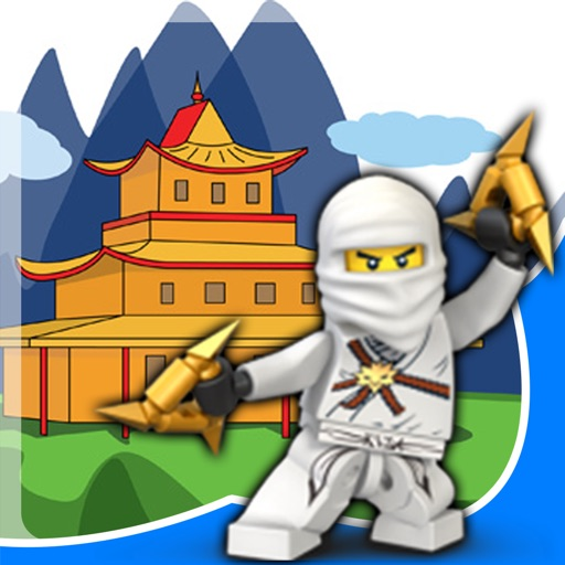 Ninja Games for Toddlers - Sounds and Puzzles iOS App