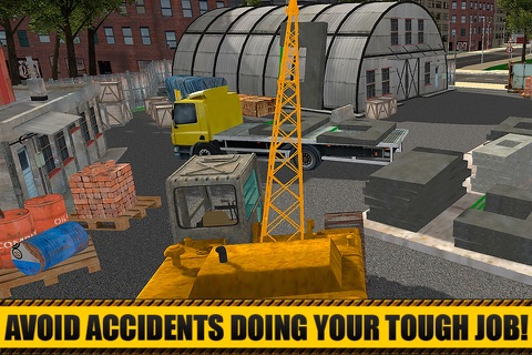 City Construction Simulator 3D screenshot 4