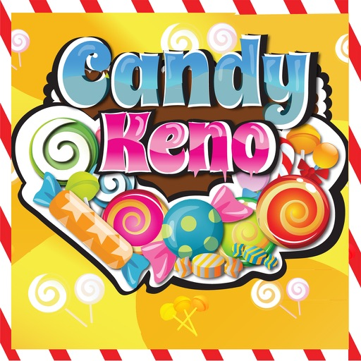 Addict to Candy Keno - Lottery Las Vegas Game iOS App