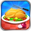Dinner Feast Maker Salon - Food Making & Cooking Little Kid Games (Girls & Boys)!