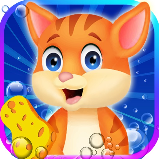 Pet Spa Salon – Free fun, casual and makeover games for kids, teens and girls, Fashion, beauty and pretty salon for pets iOS App