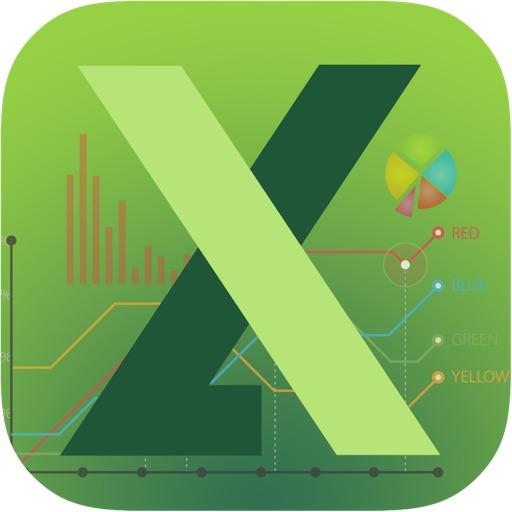Spreadsheet On The Go - for Microsoft Office Excel edition iOS App