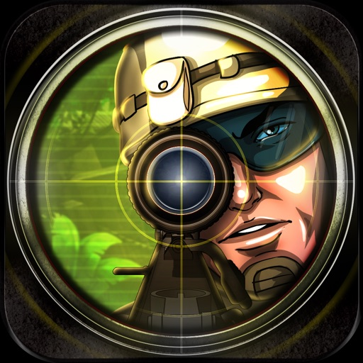 Elite Sniper Warfare: Jungle Combat HD, Full Game iOS App