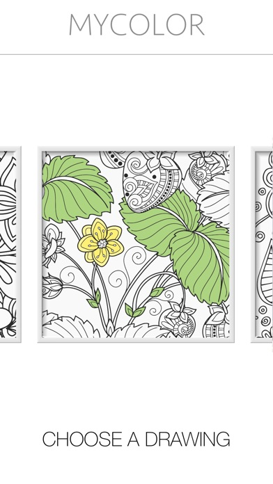 MyColor Coloring Book For Adults App Download