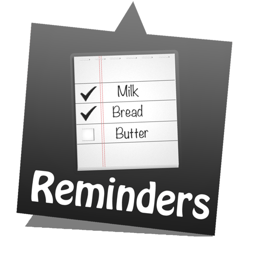 Reminders on Menu