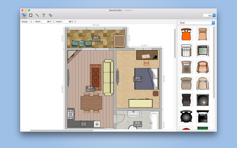 House design on the mac app store for Home design app for mac