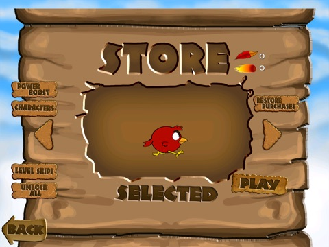 Happy Birds On The Run HD - Cool Fun Adventure Arcade Game - FREE FOREVER screenshot 2