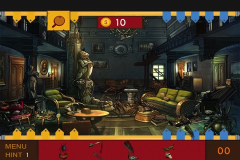 Hidden Objects : Ancient Egyptian Objects screenshot 4