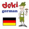 Deutsch lernen mit Doki für iPad