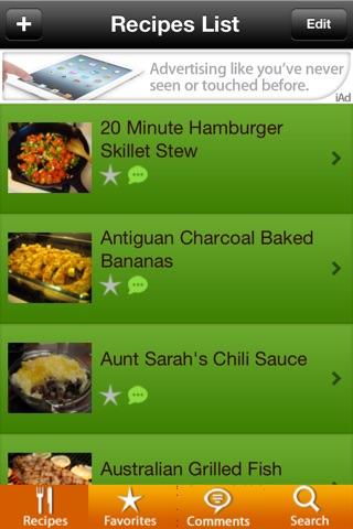 Diabetic Diet Meals screenshot 1