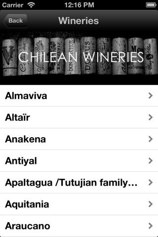 WINE-LIST.ME/CHI screenshot 1