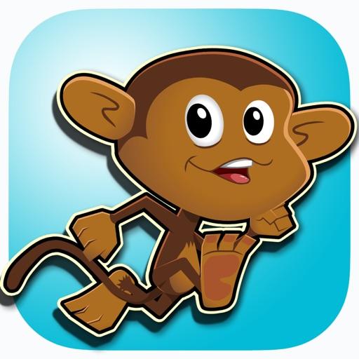 Mega Monkey Run: Kico's Top Free Running Adventure Game! iOS App