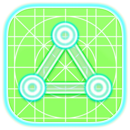 Energy Nodes - new One Touch Drawing iOS App
