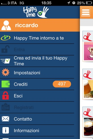 Happy Time - Flash deals around you screenshot 2