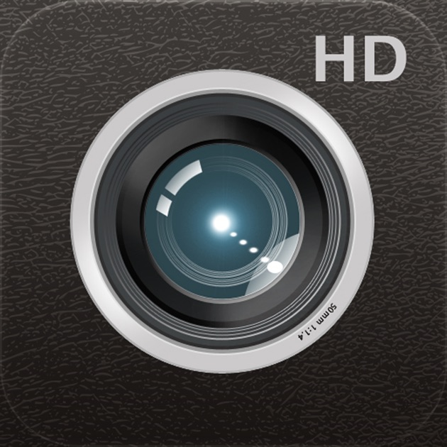 HD Camera - DSLR in your pocket! on the App Store