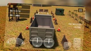 Screenshot #3 pour Pro Parking 3D: Truck Edition